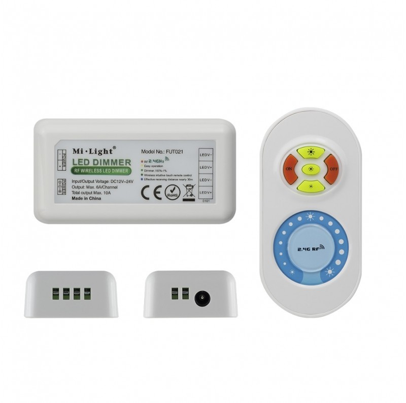 Mi-Light 2.4GHz LED strip dimmer FUT021