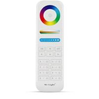 multi-zone RF remote