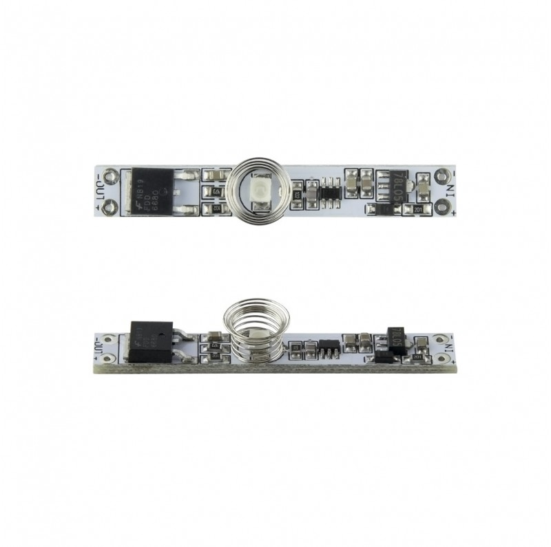 Spring touch switch controller ID-2055