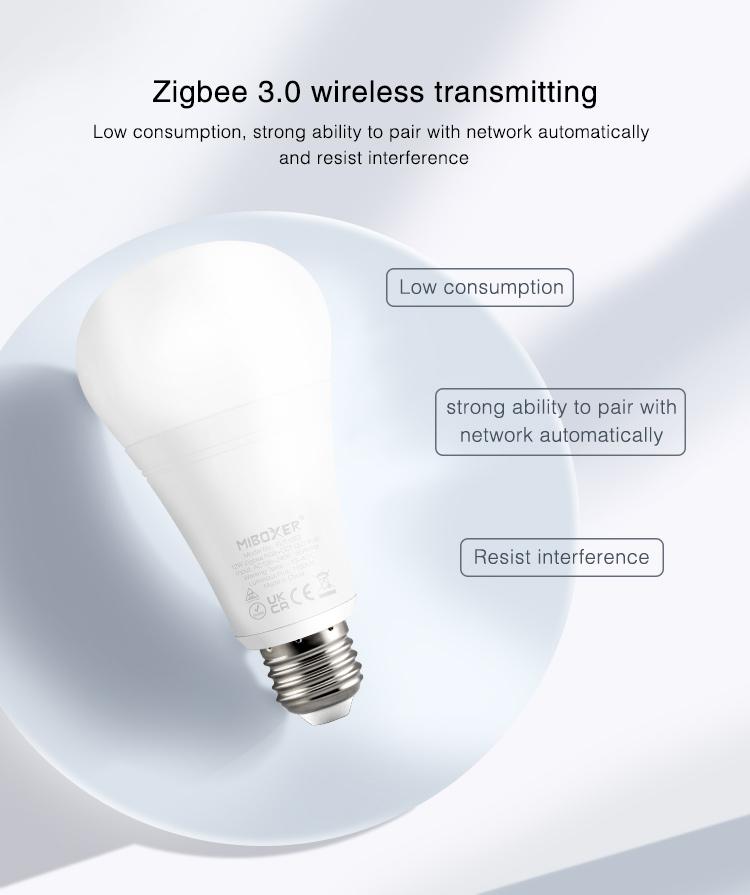 zigbee light bulb
