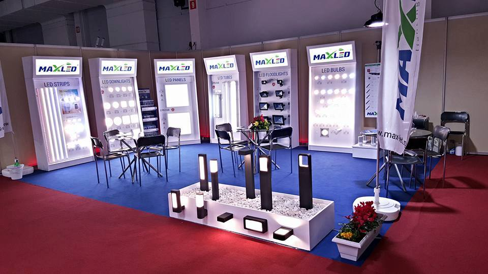 MAX-LED lighting solutions