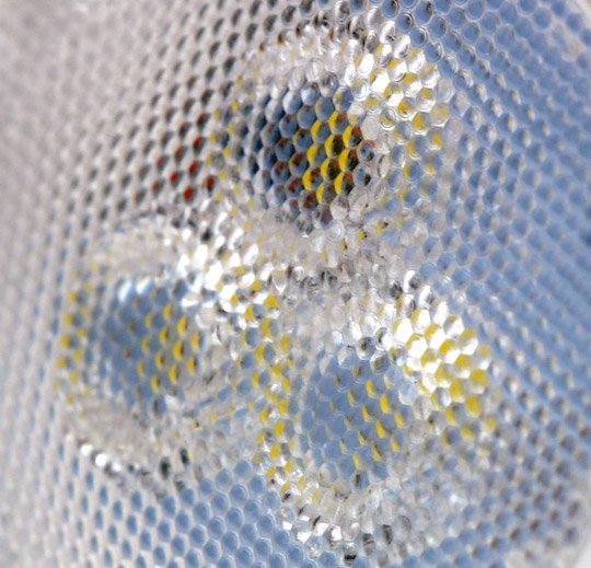 LED line® ceramic spotlight bulb mr11 3w