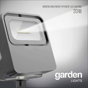 GARDEN LIGHTS 2018 catalogue PDF outdoor lights IP65 IP54 RGB garden lighting