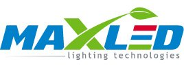 MAX-LED lighting technologies logo