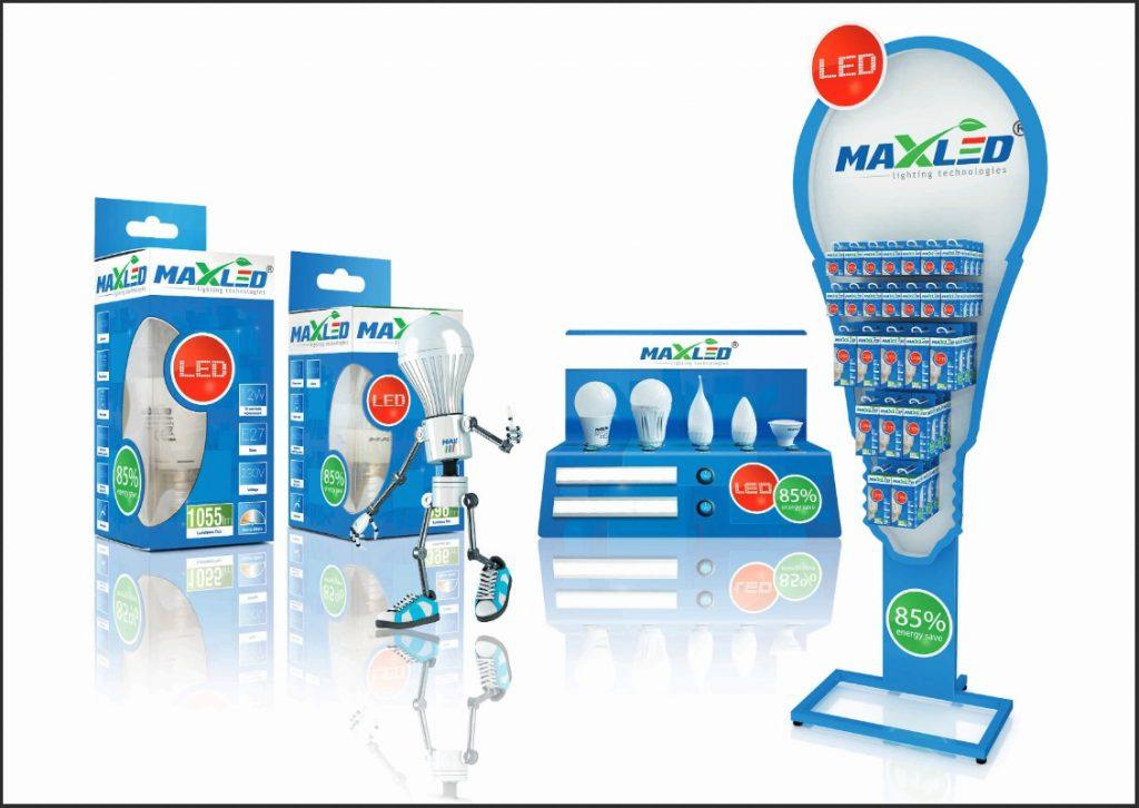 MAX-LED strip 5050 SMD 150 LED RGB IP20 lighting solutions