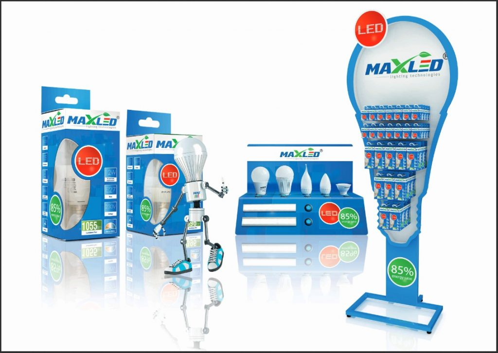 MAX-LED lighting technologies