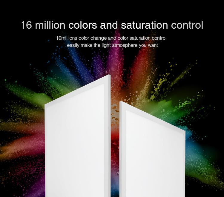 Mi-Light 40W RGB+CCT panel light FUTL01 16 million colours