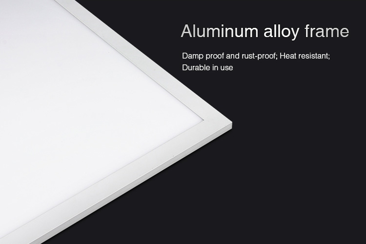 Mi-Light 40W RGB+CCT panel light FUTL01 aluminium alloy frame damp proof rust proof heat resistant durable in use