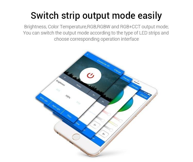 Mi-Light 5 in 1 WiFi LED controller YL5