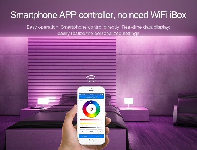 Mi-Light touch RGB WiFi LED controller YL1 | Future House Store