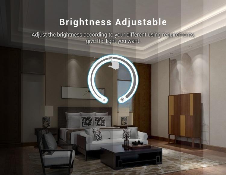 brightness adjustable controller dimmer smart lighting