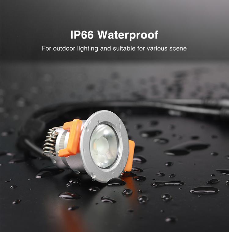 waterproof RGB spotlight