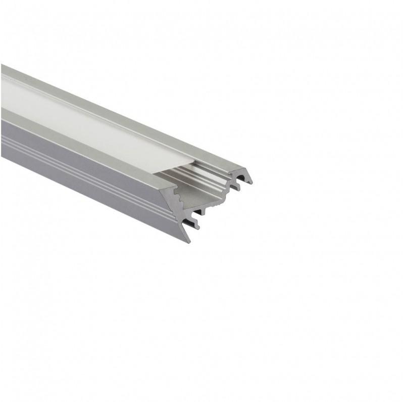aluminium profile CORNER10 1m 2m TOPMET extrusion LED strip channel