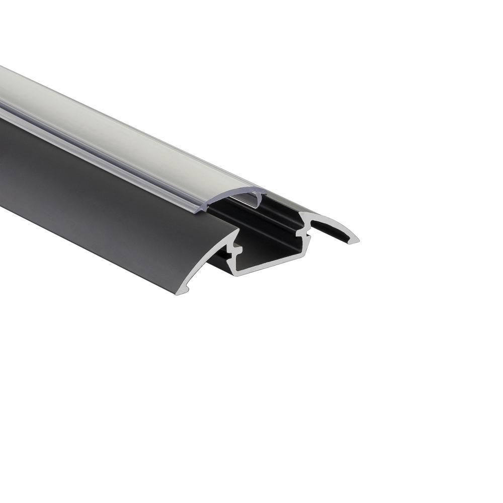 ALU-LED-surface-aluminium-LED-profile-P4-black-clear-cover