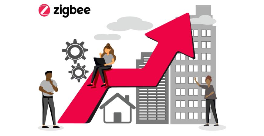 Why do top companies choose Zigbee?