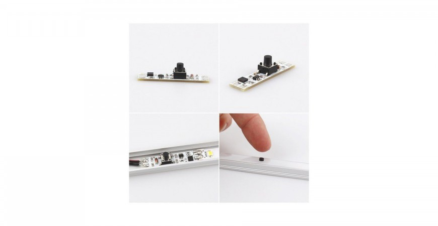 MS60 LED switch controllers