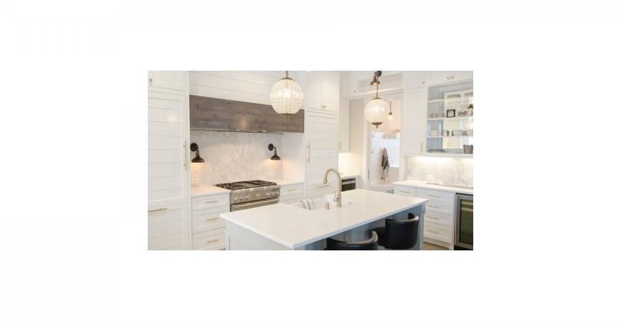 Kitchen LED aluminium profiles