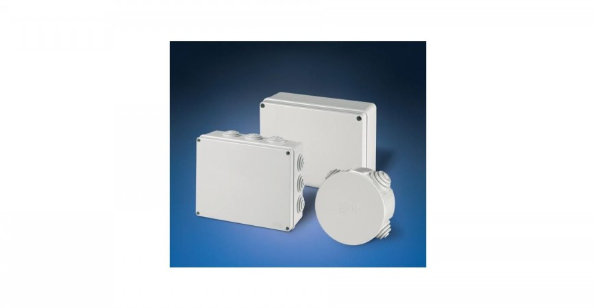 SCAME junction boxes