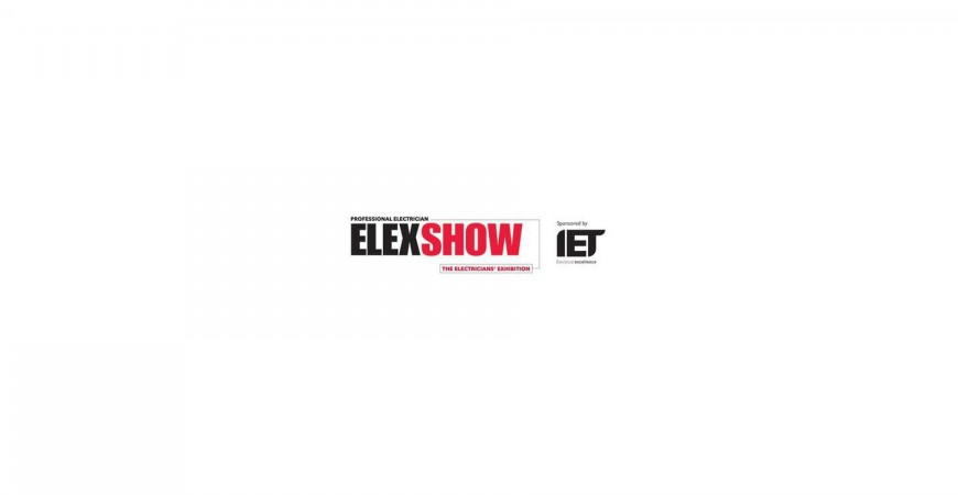 Professional electrician Elex show 2017