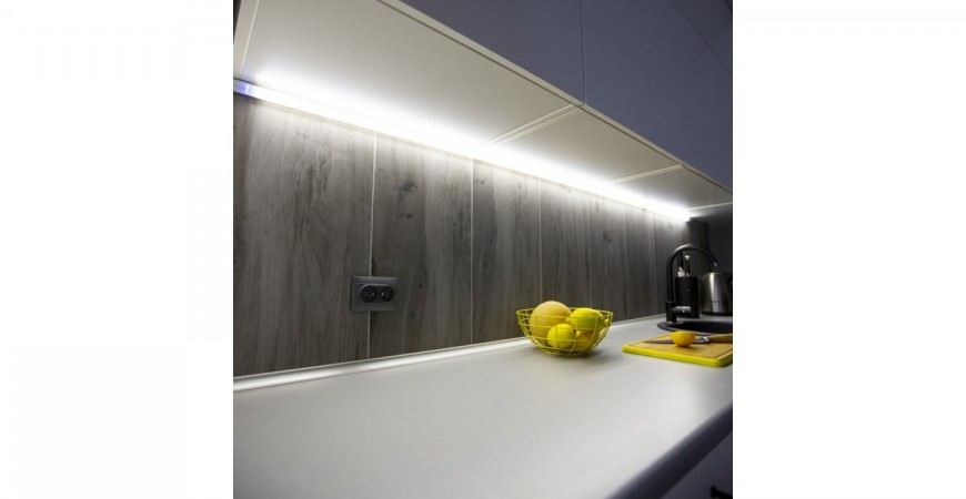 Uses of LED extrusions, aluminium LED profiles in home lighting
