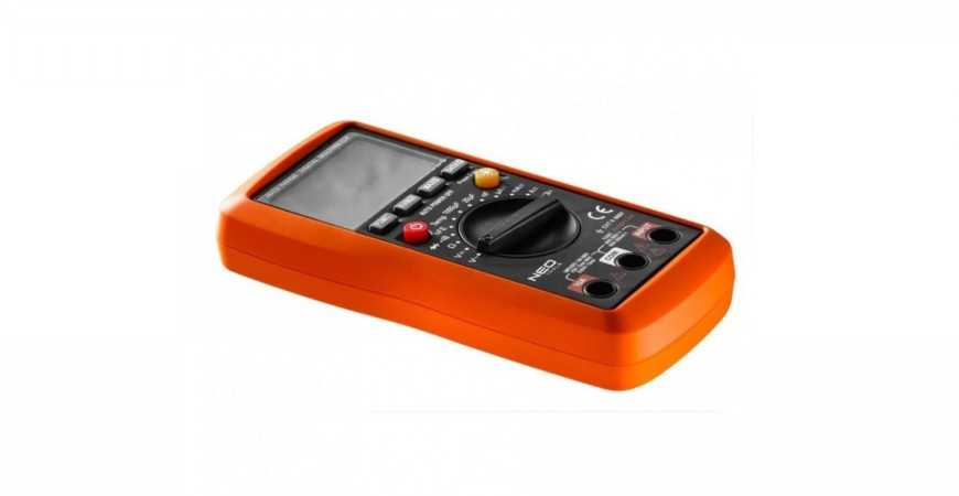 Do you have a universal multimeter at home?