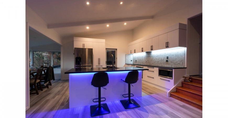 How to plan lighting in the kitchen?