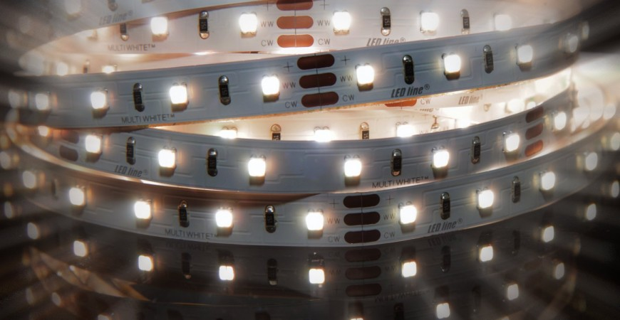 12V LED strip lights vs 24V LED strip lights