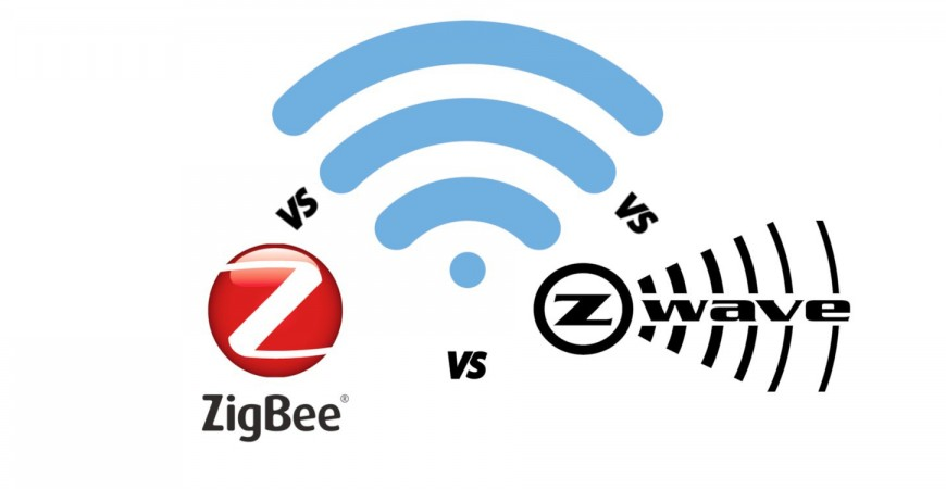 Wi-Fi vs Zigbee vs Z-Wave - what's the difference?